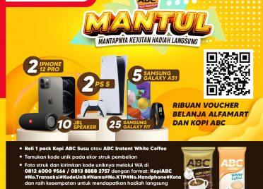 Kopi ABC Berhadiah iPhone 12 Pro
