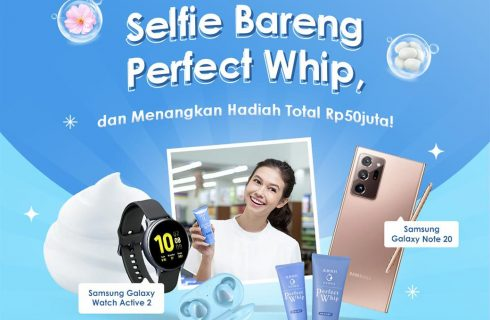 Perfect Whip Berhadiah Samsung Galaxy Note