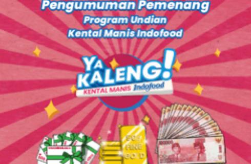 Pemenang Promo Indomilk Ya Kaleng
