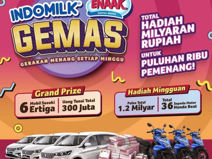 Undian Indomilk Berhadiah Mobil