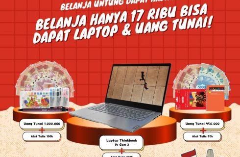 Kenko Berhadiah Laptop