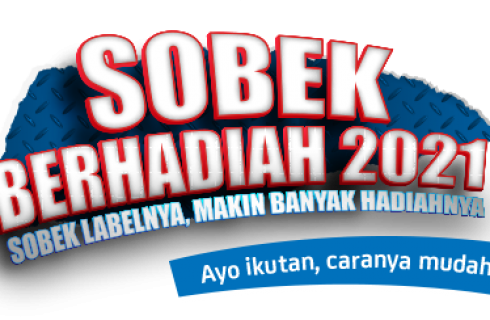 Sobek Berhadiah – Federal  Oil 2021